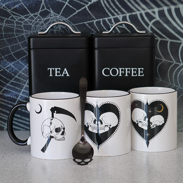 Mugs by Foxx & Raccoon